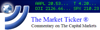 The Market Ticker